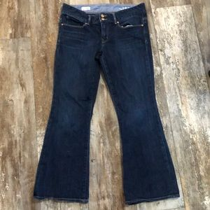 Gap | Perfect Boot Jean size 12